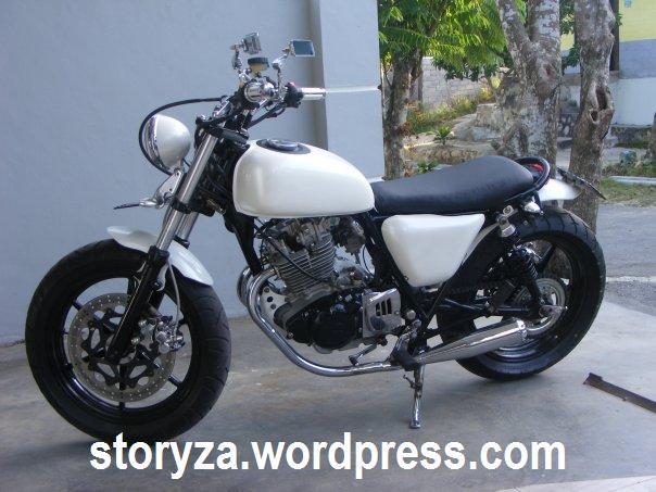 Suzuki Thunder 250 Japs Style Dari Samarinda Storyza Blog