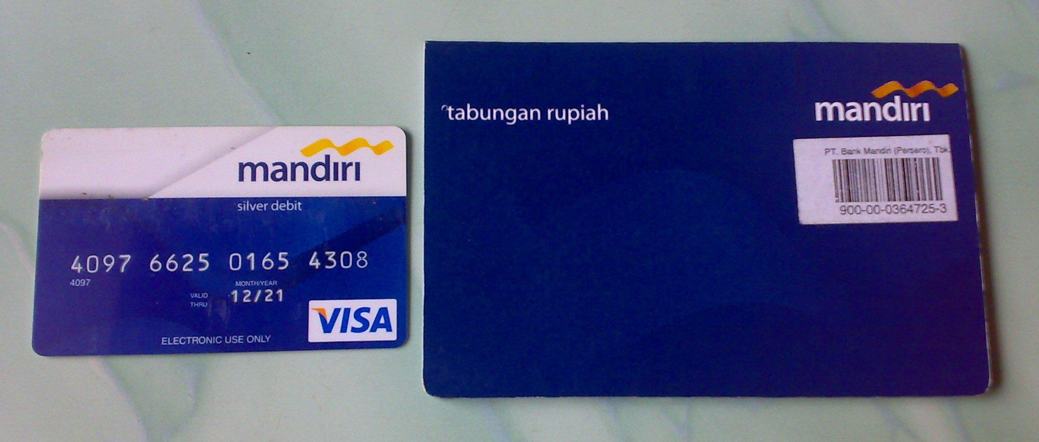 Image Result For Bank Bca Atau Mandiri